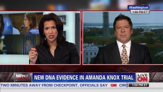 New DNA evidence in Amanda Knox trial