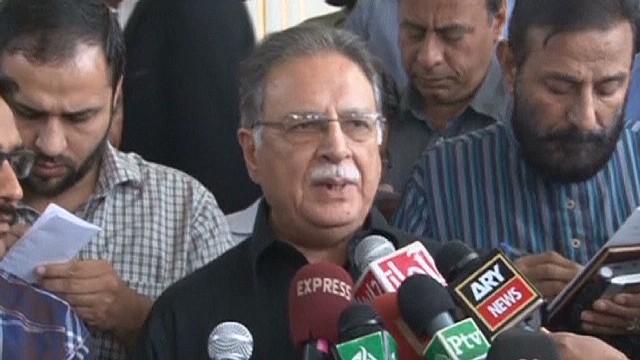 Peace talks to go ahead in Pakistan