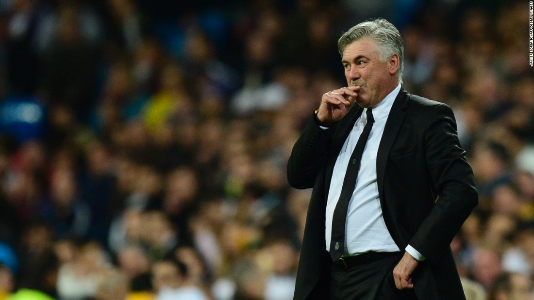 It has also been rumored that Carlo Ancelotti -- who replaced Mourinho at Real Madrid in 2013 but is now without a club -- will return to Stamford Bridge, where the Italian won the Premier League and FA Cup double in 2010.