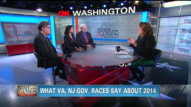 Gingrich: McAuliffe has 'Clinton machine'