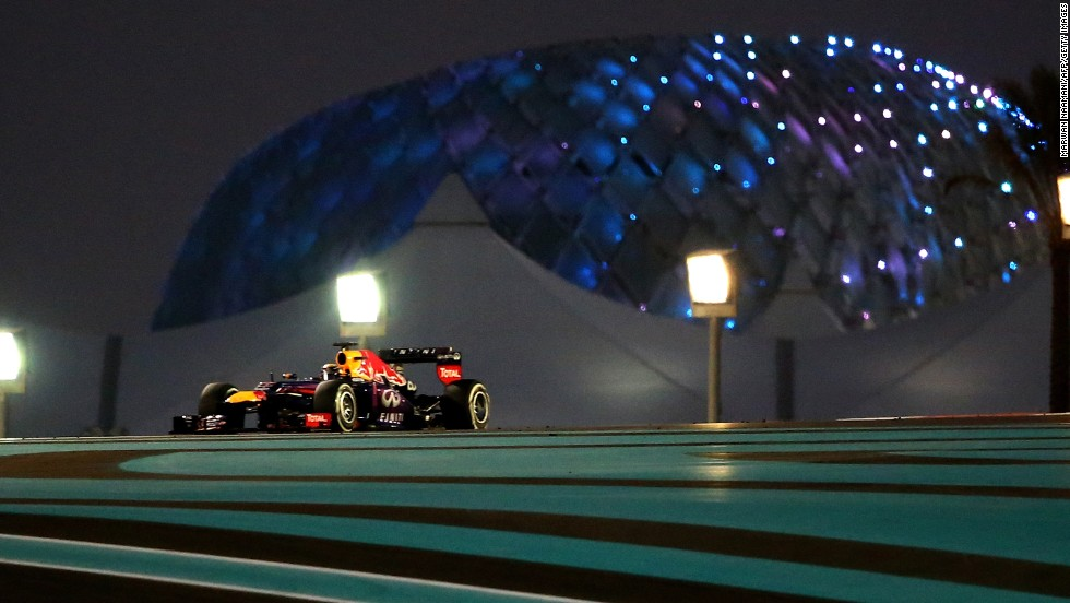 Vettel won the inaugural Abu Dhabi Grand Prix in 2009, and also triumphed the following year. Lewis Hamilton was victor there in 2011, and Kimi Raikkonen succeeded him.