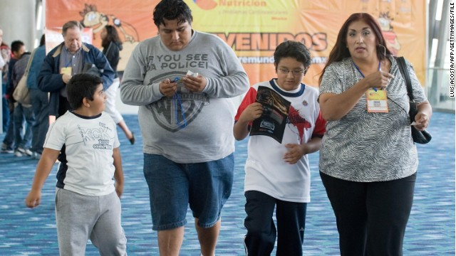 Mexican leaders are worried about their country's eating habits as Mexico faces growing obesity and diabetes problems.