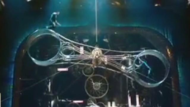 Cirque du Soleil performer injured after plunge