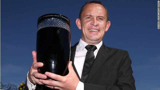 Trainer Chris Waller is hoping to win the Melbourne Cup for the first time.