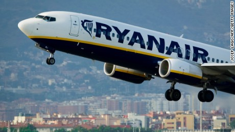 Once checked bags exceed a set weight, Ryanair charges by the kilo.