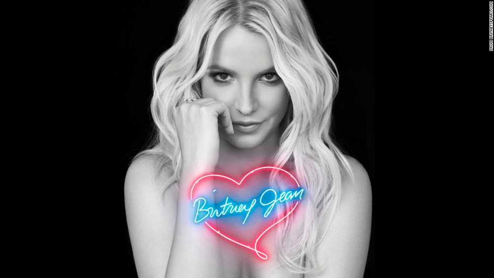"Spears released a new album, ""Britney Jean,"" in 2013."