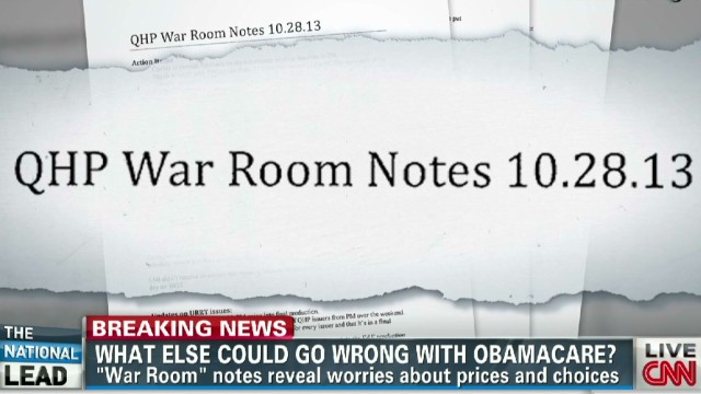 exp Lead Obamacare war room docs higher fees fewer options_00002001.jpg
