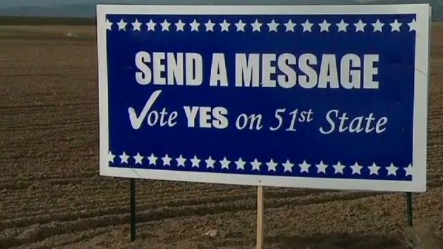 Colorado conservatives want to secede