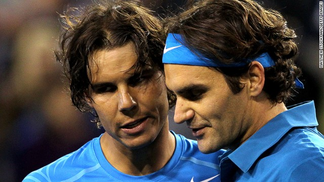 Roger Federer & Rafael Nadal speak to CNN