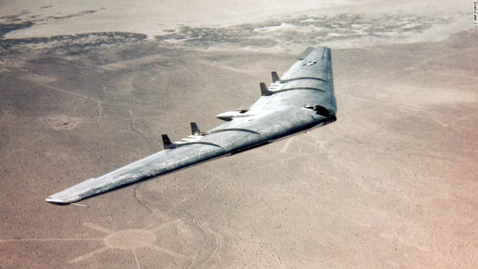 "The Northrop YB-49 was not considered stealth aircraft, but its ""strategic bomber"" design set the foundation for the B-2 Spirit, a future stealth bomber."