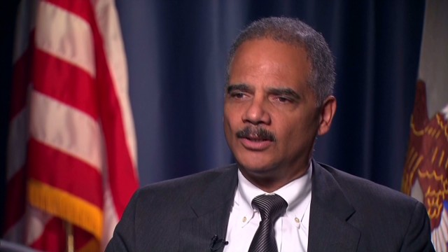 CNN Exclusive: Holder rejects arming TSA