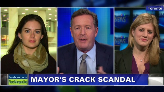 Reporter: Toronto Mayor 'on a rampage'