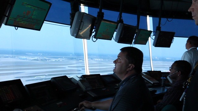 Tales from the air traffic control tower