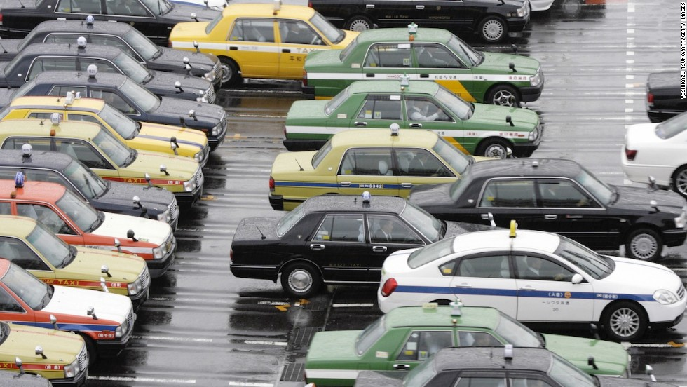 "Though Tokyo's taxis are considered <a href=""http://edition.cnn.com/2013/04/24/travel/taxi-airport-costs/"">the most expensive</a> in the world, it seems you get what you pay for: a nice ride. Japan's capital came in third on the survey, earning 9% of votes. Bonus fact: Japanese taxi drivers never accept tips -- they'll likely return any gratuity, assuming you've made a mistake with the fare."