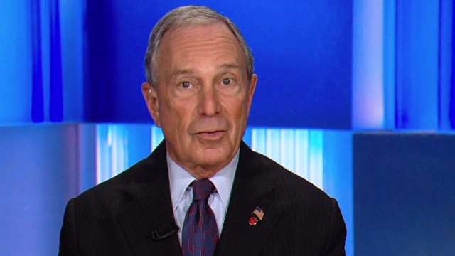 Michael Bloomberg: NRA lost in Virginia