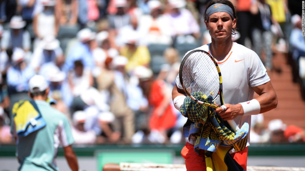 Nadal won his first major of 2013 in Paris, after beating Ferrer in the final to win his eighth French Open. The real decider came in the semifinal where the Spaniard came back from a break down in the fifth set to beat Novak Djokovic in a clash that lasted four hours 37 minutes.