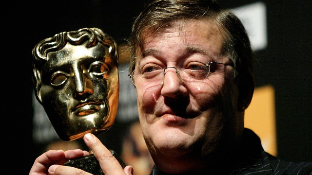 Do you know this man? Twitter does. British actor and writer Stephen Fry has one of the site's most popular accounts, with more than 6.3 million followers