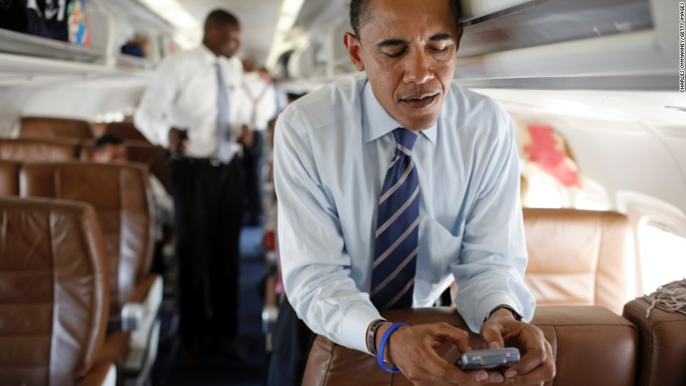 """<strong>Politician:</strong> President Barack Obama (<a href=""""https://twitter.com/barackobama"""" target=""""_blank"""">@BarackObama</a>) has 41.2 million followers. His bio reads: """"This account is run by Organizing for Action staff. Tweets from the President are signed -bo."""""""