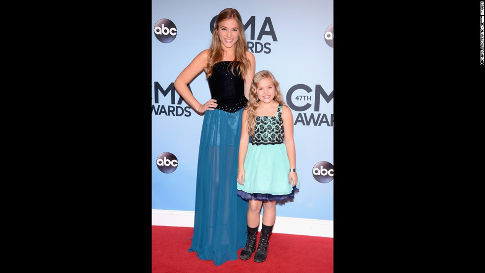 Lennon Stella and Maisy Stella