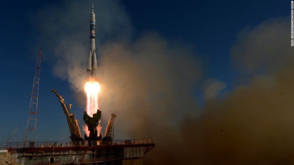 Once it has completed its spacewalk, the torch will return to Earth and continue a journey which will end with the lighting of the Sochi 2014 Olympic cauldron on February 7. It is scheduled to return to Earth on November 11 before continuing its 65,000-kilometer trip, which will include a voyage underwater in Lake Baikal and a climb to the top of Europe's highest peak, Mount Eblrus. Last month, it went to the North Pole.