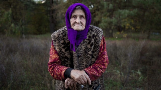 The brave grandmas of Chernobyl
