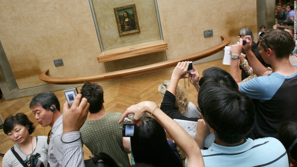 While many visitors head straight for the Mona Lisa, the museum offers a vast collection of precious works, often overlooked. Martinez hopes to invest millions into making the gallery more accessible, through educational areas and translating information plaques into two or three languages.