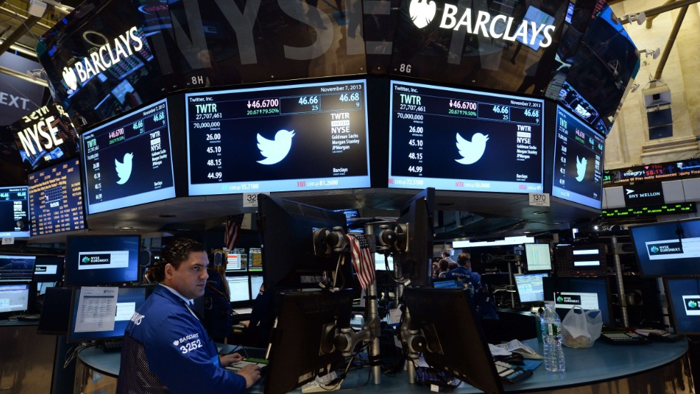 <strong>Twitter's IPO: </strong>Twitter's initial public offering was the most anticipated tech IPO since Facebook's fumbled debut last year. It minted a new crop of tech millionaires and billionaires, but raised questions about the profitability of the social media company's young ad business.