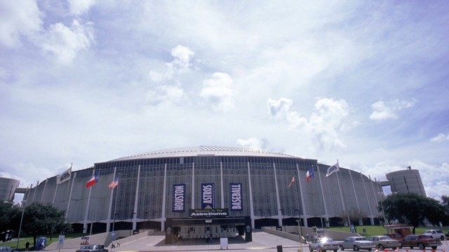 Last out for the Astrodome?