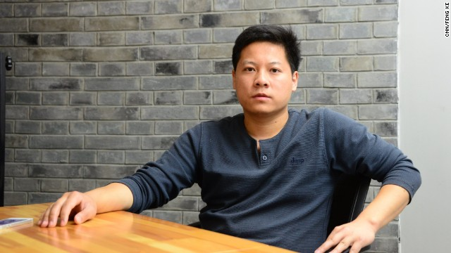 Award-winning journalist Luo Changping says China has a shortage of investigative journalists.