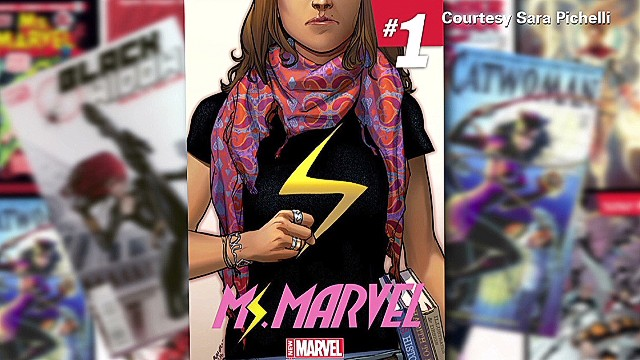 Marvel Comics creates Muslim superhero