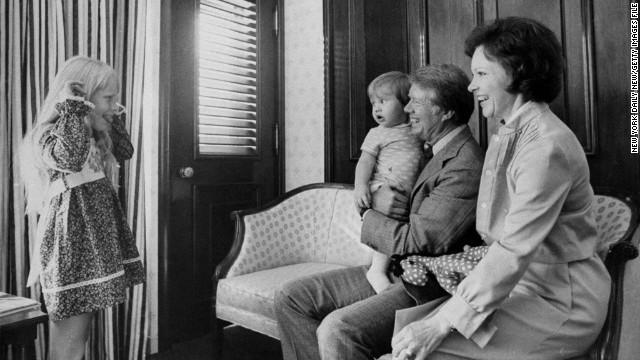 Carter's grandson makes run for Georgia governor