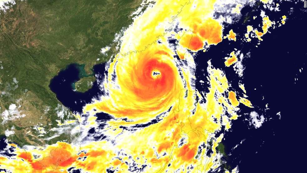 Super Typhoon Megi made landfall over the northern Philippines island of Luzon on October 18, 2010. It was one of the most intense tropical cyclones on record. It had maximum sustained winds of 167 mph. An estimated $400 million in damages was reported, along with 11 deaths.