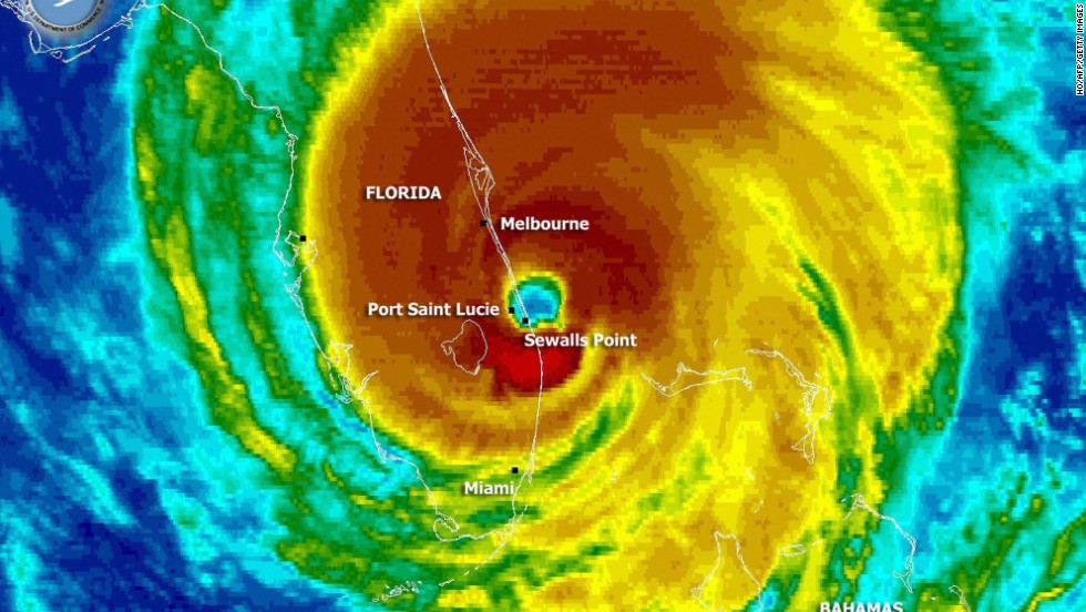 Hurricane Jeanne, a Category 3 storm, formed on September 13, 2004, and dissipated on September 28. It made landfall on the east coast of Florida and is responsible for an estimated $6.88 billion in damages and 3,000 deaths in Haiti.