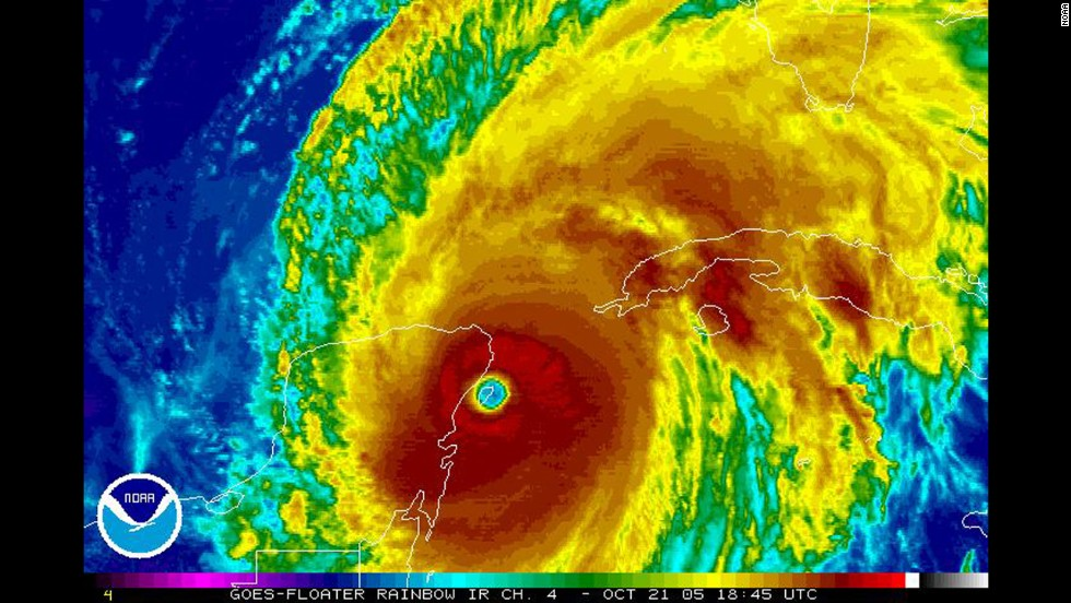 Hurricane Wilma, a Category 3 storm, formed on October 15, 2005, and dissipated on October 25. The storm, which made landfall near Marco Island, Florida, caused $21 billion in damages and at least 45 fatalities.