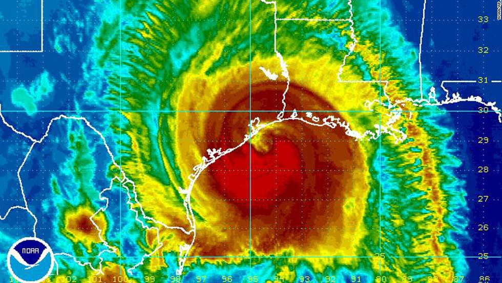 Hurricane Ike, a Category 2 storm, formed on September 1, 2008, and dissipated on September 14. The hurricane's path included the Turks and Caicos Islands, Cuba, Texas, Louisiana and Arkansas. It caused $29.5 billion in damages and 155 deaths.