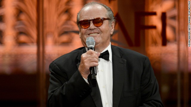 Jack Nicholson's life and career is chronicled in an unauthorized biography from Marc Eliot.