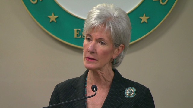 Inside Politics: Sebelius, Bush, Holder