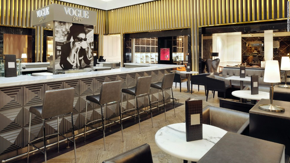 The trend has also seen media brands extend their global business strategy as was the case when Vogue opened a cafe at the Dubai Mall last year. With a menu designed by Conde Nast Restaurants' chef Gary Robinson, it is the second Vogue Cafe after Moscow.
