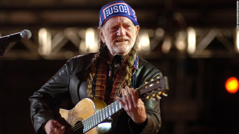 "Singer-songwriter Willie Nelson, 80, enrolled in the U.S. Air Force after graduating from high school in 1950.  He was stationed at several air bases and, during his stint, got to sing and play with other airmen musicians across the country, according to the biography ""Willie Nelson: An Epic Life.""   He left the service after nine months on an honorable medical discharge, because of back problems."