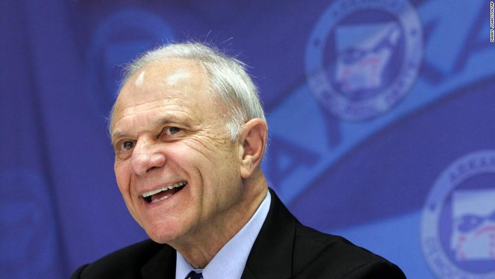 Former U.S. Sen. David Pryor.