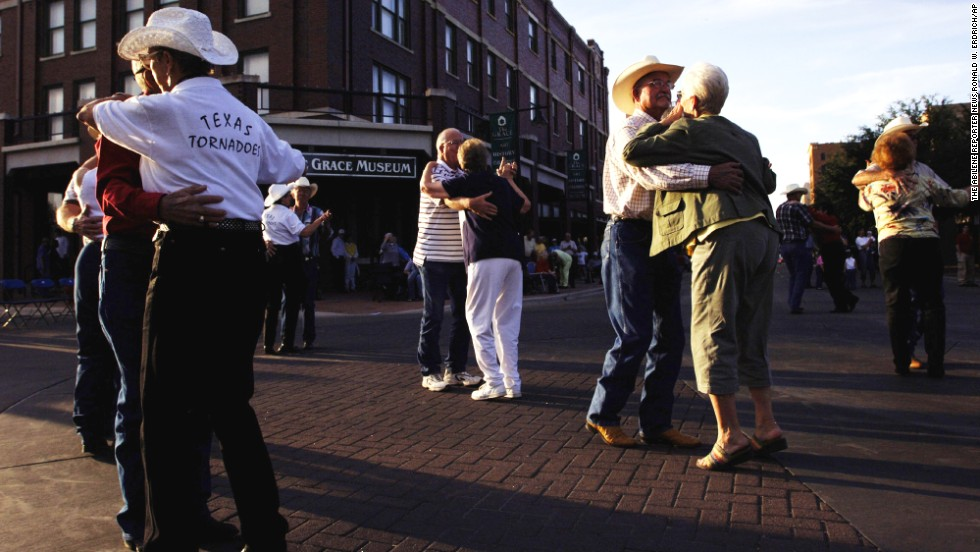 Visit enough bars in the South, and you'll inevitably come across the Texas two-step. Even if you've got two left feet, the book gives clear instructions on how to master the moves, with or without cowboy boots.