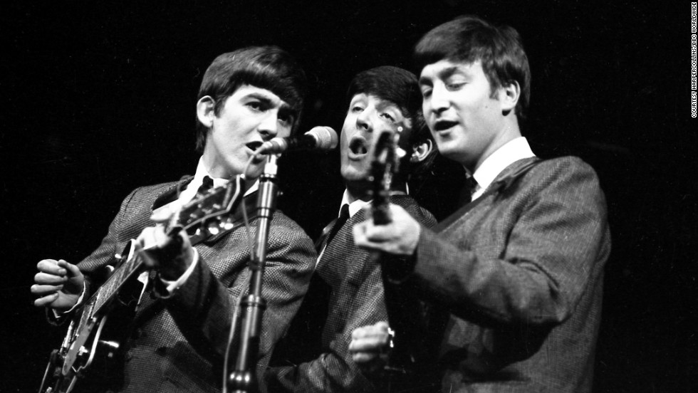 "<strong>The Beatles were against wearing suits.</strong> Again, not true, says Lewisohn. Though Lennon later trashed the neat look as a sellout demanded by manager Brian Epstein, in the early '60s they were eager for a change. ""I just saw it as playing a game,"" said Harrison. ""I'll wear a f****** balloon if somebody's going to pay me!"" said Lennon."