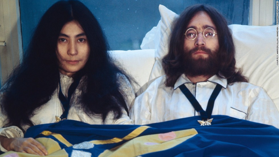 "<strong>Yoko Ono broke up the Beatles.</strong> Oh, if only Yoko hadn't stolen John away from the group, they would have stayed together! Right. Actually, the Beatles were already fragmenting -- Ringo temporarily left during the making of the White Album, and George walked out during the ""Get Back"" sessions -- and financial issues were getting in the way of the music. Lennon was ready for something new, but everybody was tired."