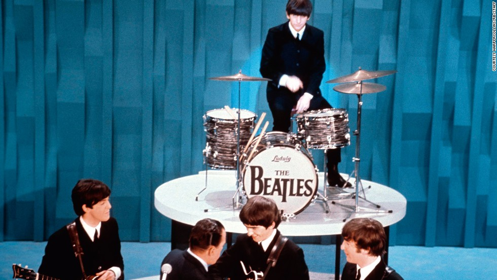 "<strong>The Beatles made their U.S. television debut on ""The Ed Sullivan Show,"" February 9, 1964.</strong> It was the band's first U.S. television performance, but they'd already been seen on American TV during a CBS News segment in December, 1963. Pieces from the segment also ran on Jack Paar's talk show in January 1964."
