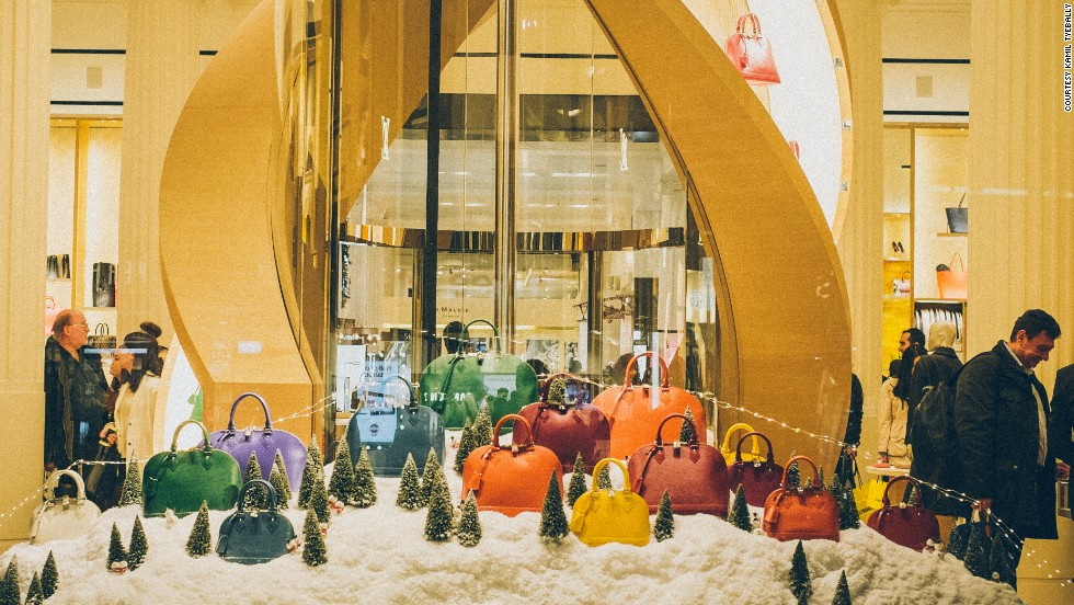 It is the result of a collaborative partnership with Japan-based French designer Gwenael Nicolas, who spent the last four years bringing the concept store-within-a-store to fruition.