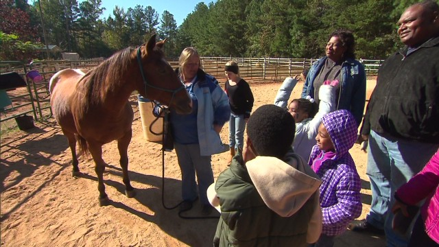 Horses4Heroes supports heroes & families