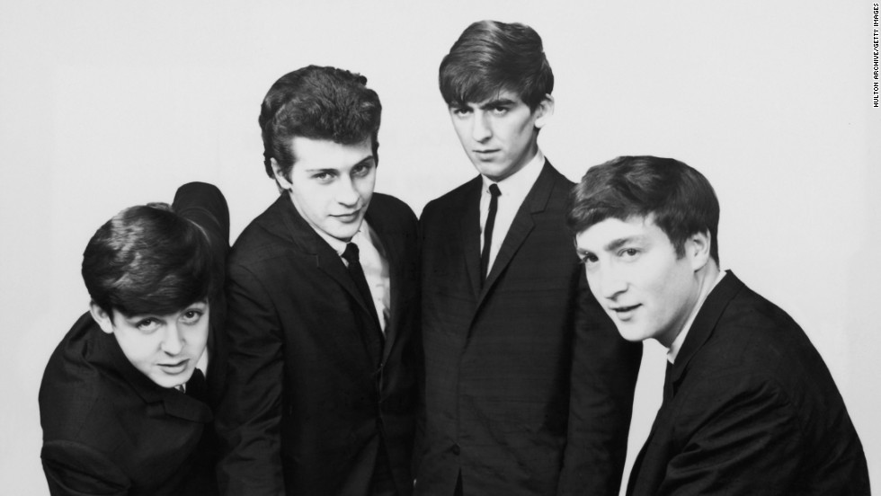 "<strong>They booted drummer Pete Best out of jealousy.</strong> Producer George Martin wasn't impressed by Best (second from left), and McCartney has said he ""was holding us back."" The rest of the Beatles were equally unsentimental. Ringo Starr, who had played with the Beatles occasionally, was a far better drummer -- and when he joined, ""from that moment on, it gelled,"" said Harrison."