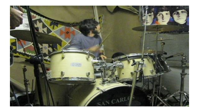 2009: Iran's underground rock scene
