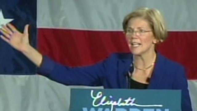 Warren says 'no' ... again