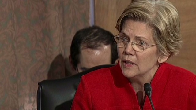 Warren a female challenger for Clinton?